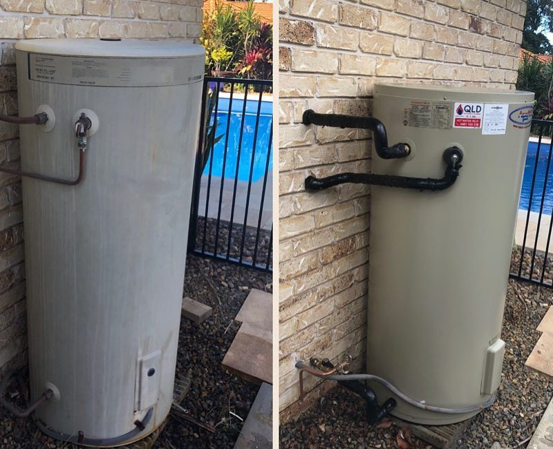 Hot Water System Installation Replacement